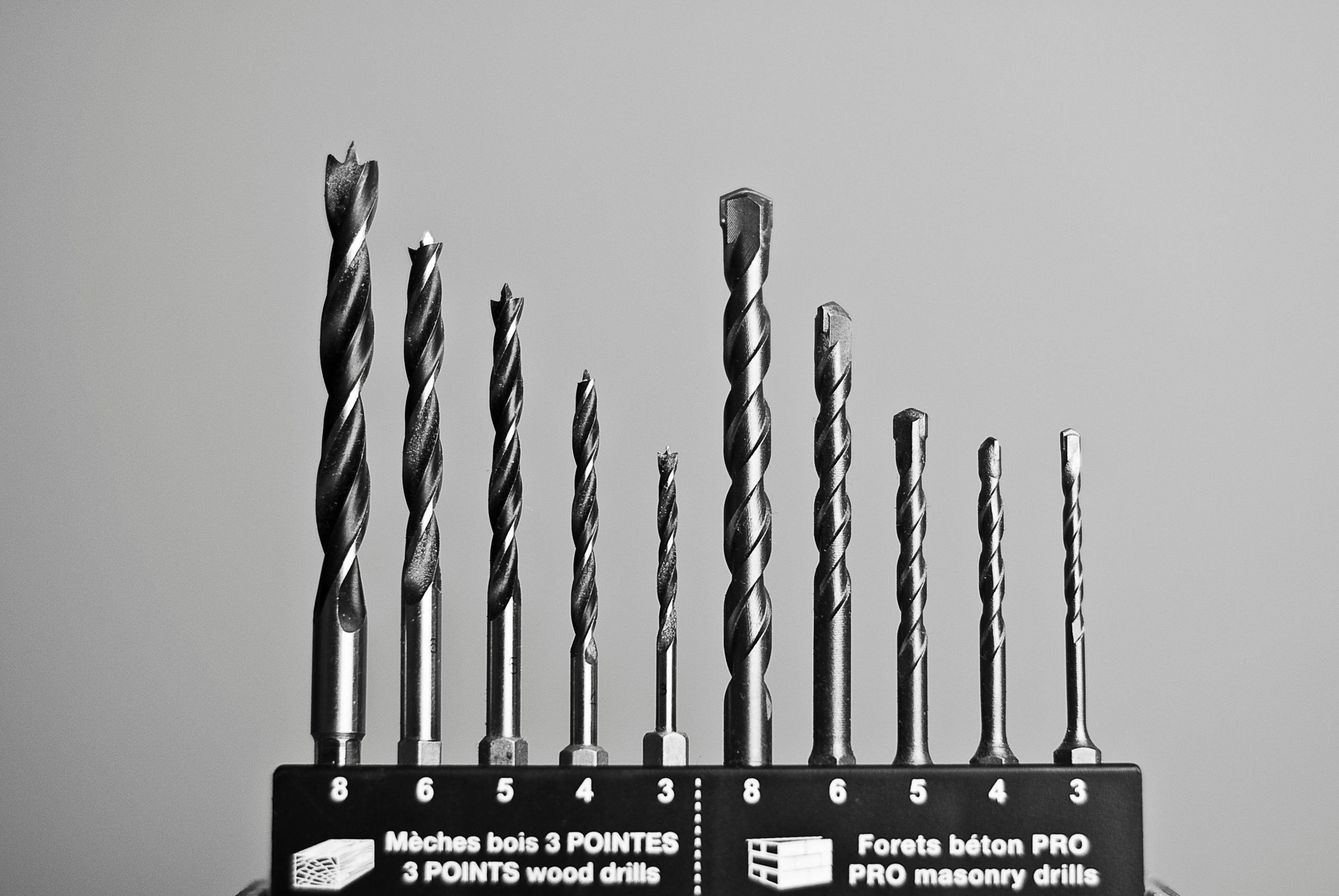 best drill bits for hardened steel